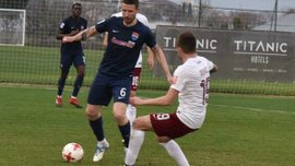 Мариуполь – Сараево – 2:1 – видео голов и обзор матча