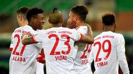 Баварія розгромила Падерборн та пройшла у півфінал Кубка Німеччини