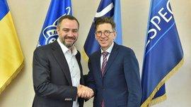 Представник УЄФА Каллен про фінал ЛЧ в Києві: Залишаються моменти, над якими необхідно працювати