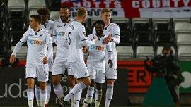 Кубок Англії: Суонсі, Хаддерсфілд та Рочдейл пройшли в 1/8 фіналу