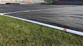 Мариуполь начал готовить газон ко второй части сезона