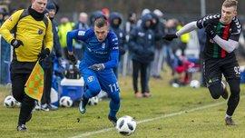 Хобленко забил гол во 2-м подряд матче за Лех и получил нового конкурента