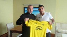 Озбіліз став гравцем молдавського Шерифа