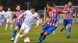 Кубок Греції: Ламія Приндети програла Паніоніосу