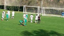 Чорноморець програв угорському Мезекевешду в останньому матчі на зборах