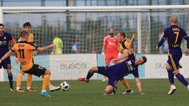 Александрия – Марибор – 2:0 – видео голов и обзор матча
