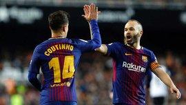 Валенсія – Барселона: чому під час матчу всі тролили Ліверпуль