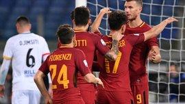 Рома розгромила Беневенто, героєм матчу став Ундер