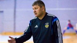 Гравцям збірної України часто не вистачає рішучості, – тренер футзальної команди Косенко