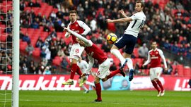 Тоттенхэм – Арсенал – 1:0 – видео гола и обзор матча