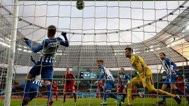 Байер – Герта – 0:2 – видео голов и обзор матча