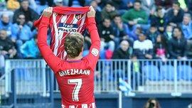 Малага – Атлетико – 0:1 – видео гола и обзор матча