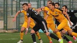 Александрия – Торпедо Кутаиси – 0:1 – видео гола и обзор матча