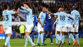 Манчестер Сити – Лестер – 5:1 – видео голов и обзор матча