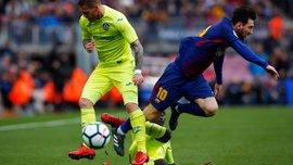 Барселона втратила очки з Хетафе та наблизила до себе Атлетіко – чому це відбулось