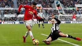 Ньюкасл – Манчестер Юнайтед – 1:0 – видео гола и обзор матча