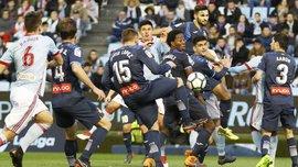 Сельта – Эспаньол – 2:2 – видео голов и обзор матча