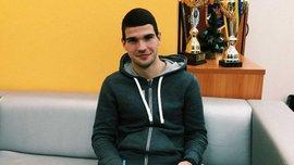 Кучеров став гравцем Арсенала
