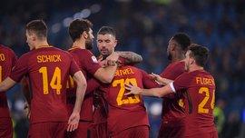 Рома здобула 800 домашніх перемог  у Серії А