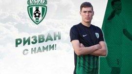 Аблитаров продлил контракт с Атырау