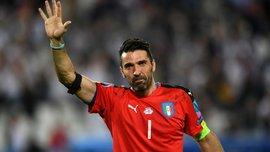 Буффон виступатиме за збірну Італії до Євро-2020, – Sky Italia
