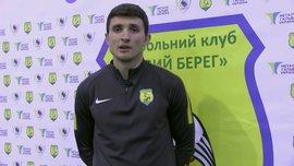Александр Максимов: В высшем дивизионе Мальты больше команд, чем в УПЛ