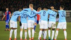 Манчестер Сіті встановив рекорд серед англійських команд у плей-офф Ліги чемпіонів