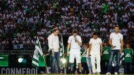 Насьональ получил наказание за насмешки собственных фанов над авиакатастрофой Шапекоенсе