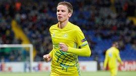 Півзахисник Астани Томасов забив красивий гол у ворота Спортінга