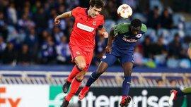 Ліга Європи: Борусія Д вирвала перемогу в феєричному матчі з Аталантою, Реал Сосьєдад втратив перемогу над Зальцбургом