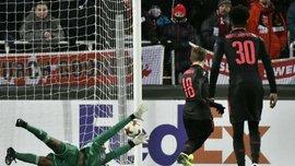 Лига Европы: Арсенал разгромил Эстерсунд, Марсель уверенно победил Брагу