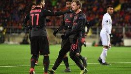 Эстерсунд – Арсенал – 0:3 – видео голов и обзор матча
