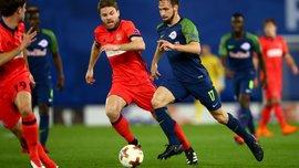 Реал Сосьедад – Зальцбург – 2:2 – видео голов и обзор матча