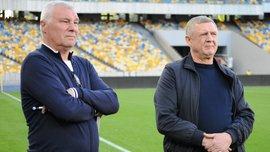Демьяненко возглавил альтернативную Федерацию футбола Киева