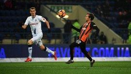 Шахтер – Черноморец – 5:0 – видео голов и обзор матча