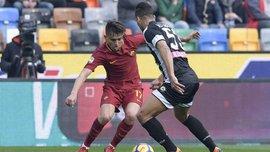 Удинезе – Рома – 0:2 – видео голов и обзор матча