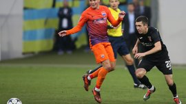 Волошинович пропустив матч з Ворсклою через травму