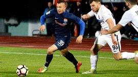 Зирка – Мариуполь – 0:3 – видео голов и обзор матча