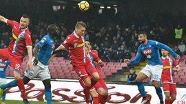 Наполи – СПАЛ – 1:0 – видео гола и обзор матча