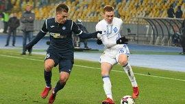 Кулинич: У Динамо був один момент за весь матч