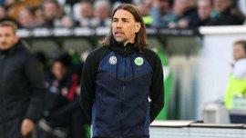 Шмидт подал в отставку с поста главного тренера Вольфсбурга
