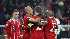 Бавария – Бешикташ – 5:0 – видео голов и обзор матча
