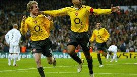 12 лет назад Арсенал сенсационно одолел Реал в Лиге чемпионов