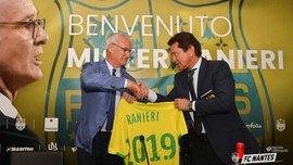 Президент Нанта: Готовий відпустити Раньєрі в збірну Італії