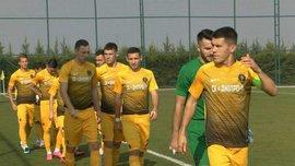СК Дніпро-1 визначився із суперниками на зборах у Туреччині