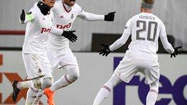 Локомотив – Ніцца – 1:0 – відео гола та огляд матчу