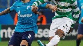 Лига Европы: Зенит разгромил Селтик, Наполи победил РБ Лейпциг на выезде, но драматично вылетел