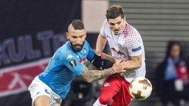 РБ Лейпциг – Наполі – 0:2 – відео голів і огляд матчу
