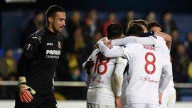 Вильярреал – Лион – 0:1 – видео гола и обзор матча