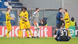 Лига Европы: Боруссия Дортмунд с трудом прошла Аталанту, Атлетик выбил Спартак
